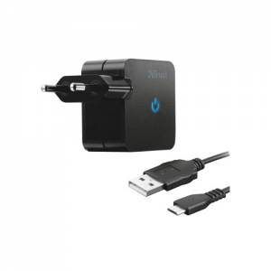 10W Wall Charger with cable for Samsung Galaxy -black